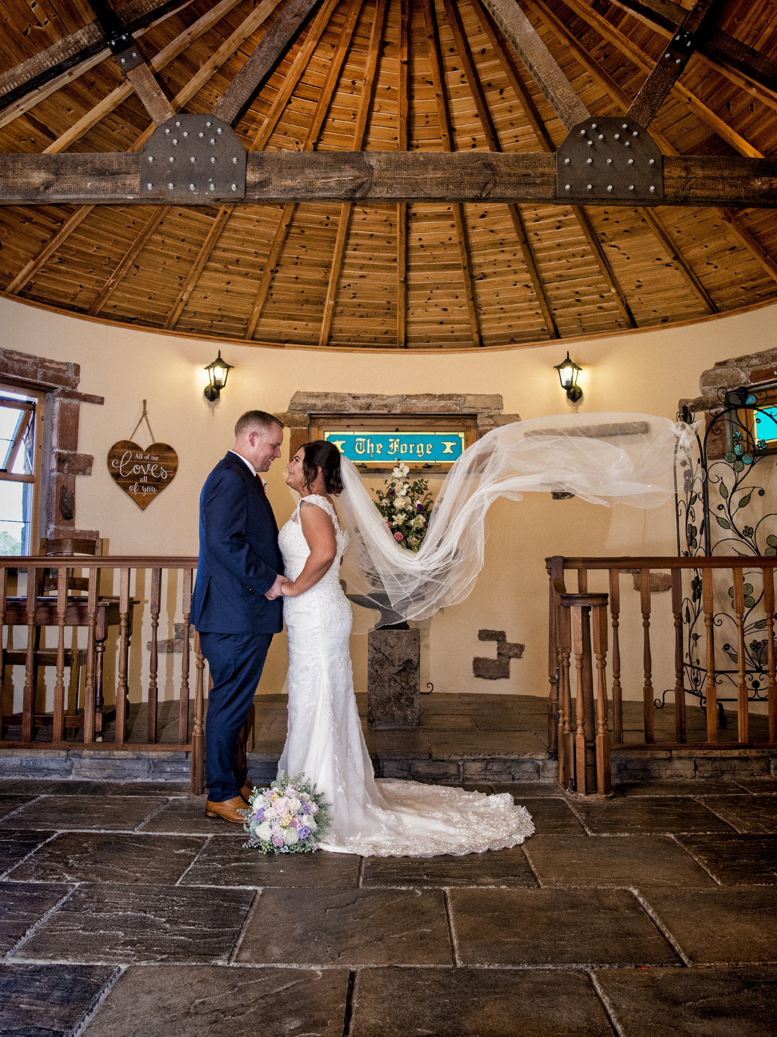Places To Renew Wedding Vows The Mill Forge Hotel Near Gretna Green