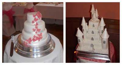 Arranging Your Wedding Cake
