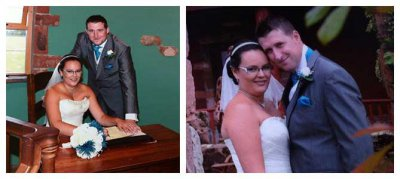 Mr and Mrs Wilkinson