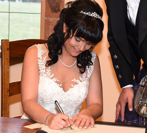Bride's Reviews for The Mill Forge Hotel and wedding venue near Gretna Green