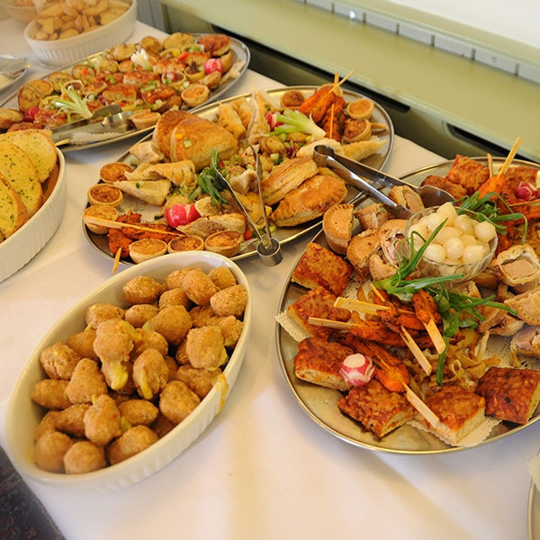 Wedding Buffet Options from The Mill Forge near Gretna Green