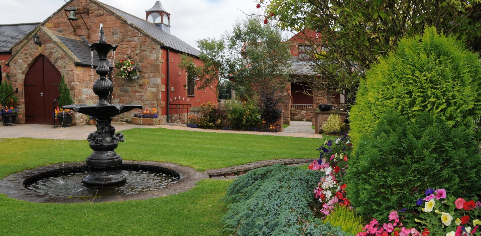 Alternative Places to Get Married - The Mill Forge Hotel near Gretna Green