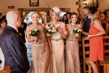 Small Wedding Venue Packages from The Mill Forge Hotel near Gretna Green