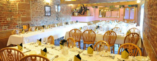 Small Wedding Venues in the UK - The Mill Forge Hotel near Gretna Green
